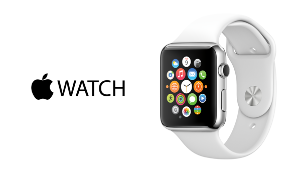 The Apple Watch is available from today