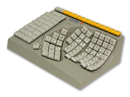 Malton right-handed keyboard